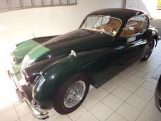 Jaguar XK140 1956