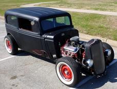 Chevrolet Custom 1934
