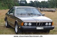 BMW 633 CSI 1980
