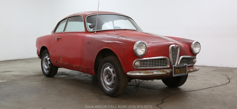 Alfa Romeo Giulietta Is Listed For Sale On ClassicDigest In Los - Alfa romeo giulietta 1960 for sale