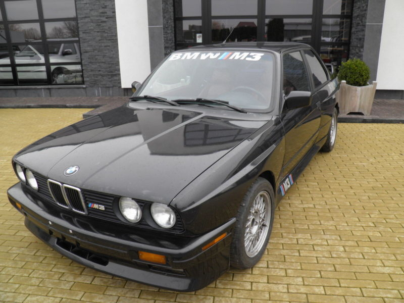 1987 BMW M3 is listed Sold on ClassicDigest in 738, Chaussée de ...