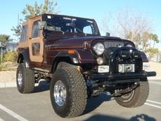 Jeep CJ7 1980