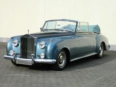 Rolls-Royce Silver Cloud SI 1957
