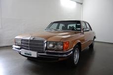 Mercedes-Benz 450SE w116 1974