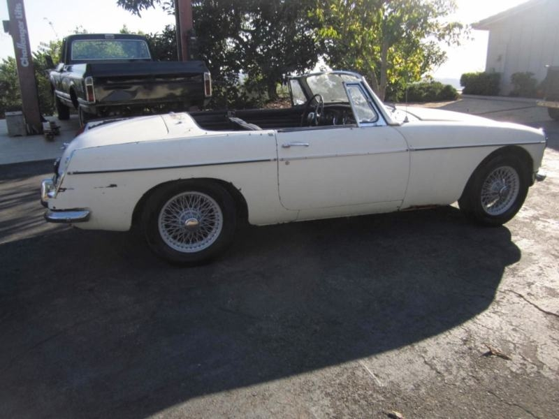 1967 MG MGB is listed For sale on ClassicDigest in 301 7th