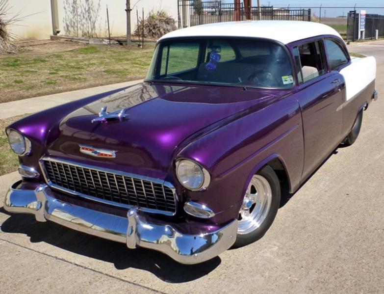 Chevrolet bel air 1955 till salu