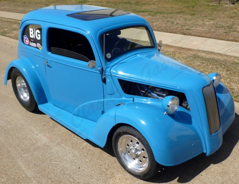 1948 Ford Anglia is listed Sold on ClassicDigest in