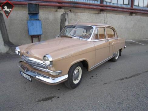 GAZ 21 Volga 1964