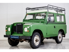 Land Rover Series II 1981