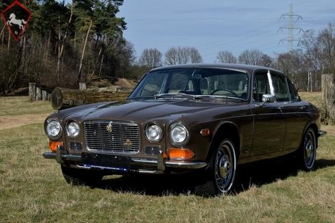 1970 Jaguar XJ6 is listed Verkauft on ClassicDigest in ...