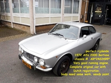 Alfa Romeo Other 1972