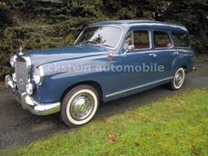 Mercedes-Benz 190 Ponton 1963