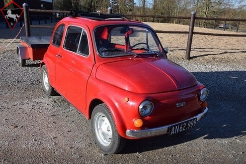 1971 fiat 500 is listed for sale on classicdigest in. Black Bedroom Furniture Sets. Home Design Ideas