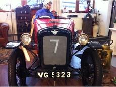 Austin Seven 1933