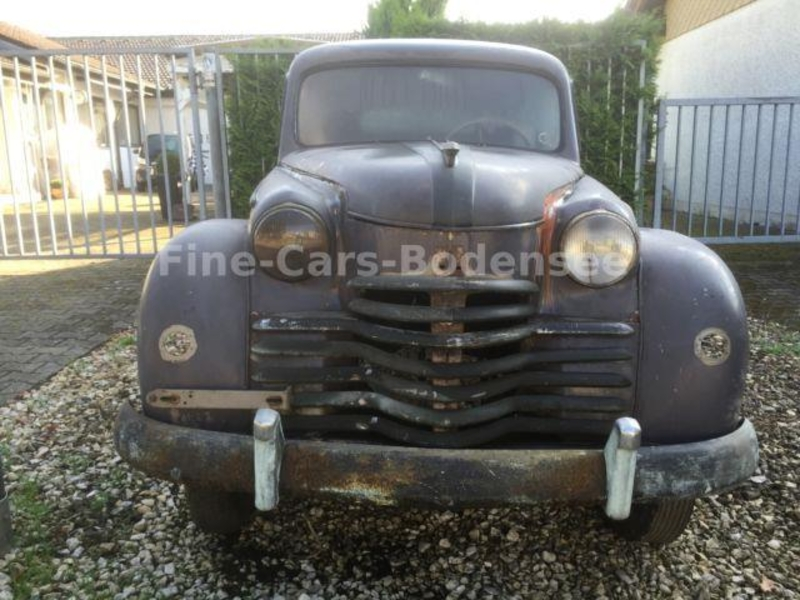 1949 opel olympia is listed for sale on classicdigest in krumme