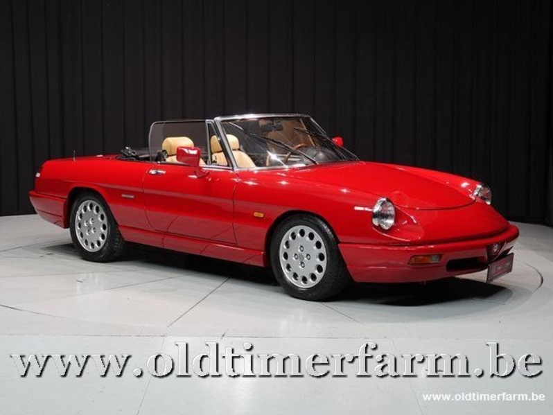 Alfa Romeo Spider Is Listed Sold On ClassicDigest In Aalter By - 1991 alfa romeo spider for sale