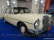 Mercedes-Benz 280S/SE/SEL w108 1969