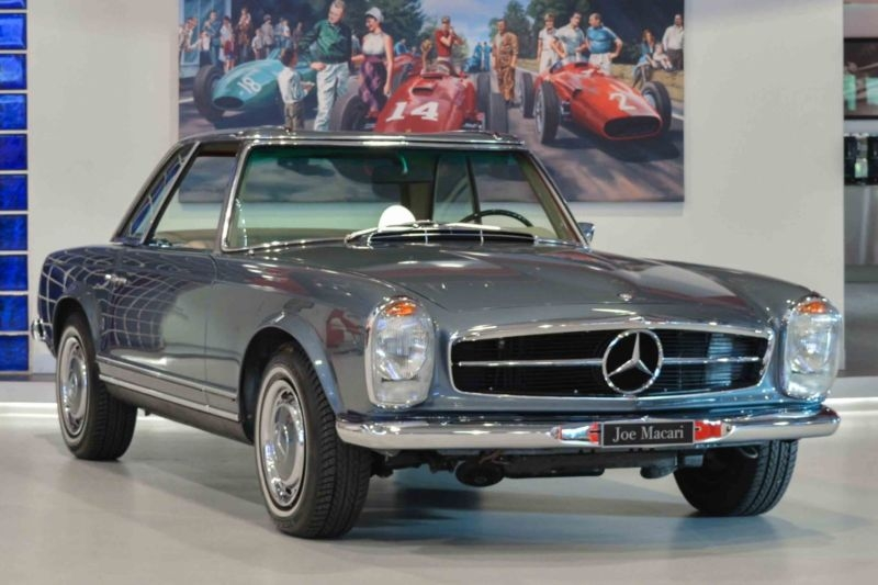 1969 mercedes benz 280sl w113 is listed for sale on for Mercedes benz 280sl parts