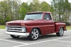 Chevrolet 3/4 Ton Pick-Up 1965
