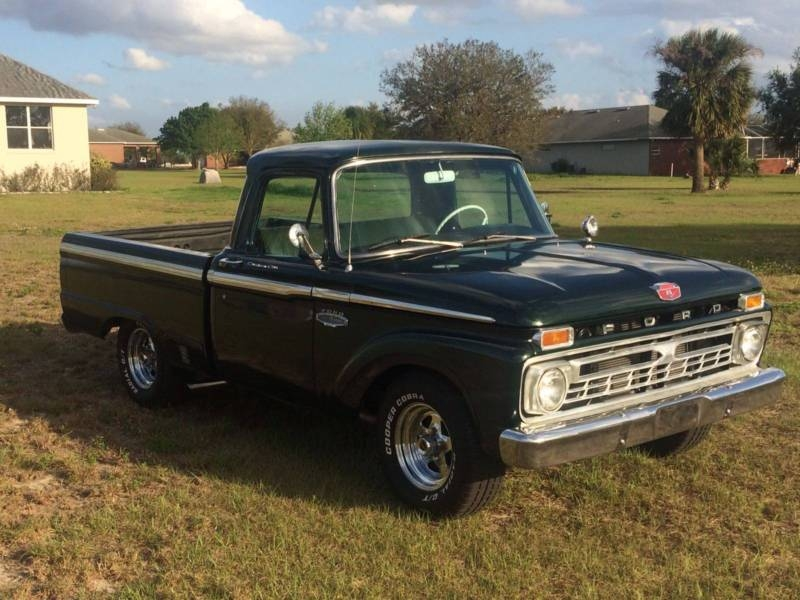 1966 Ford F-100 is listed Verkauft on ClassicDigest in ...