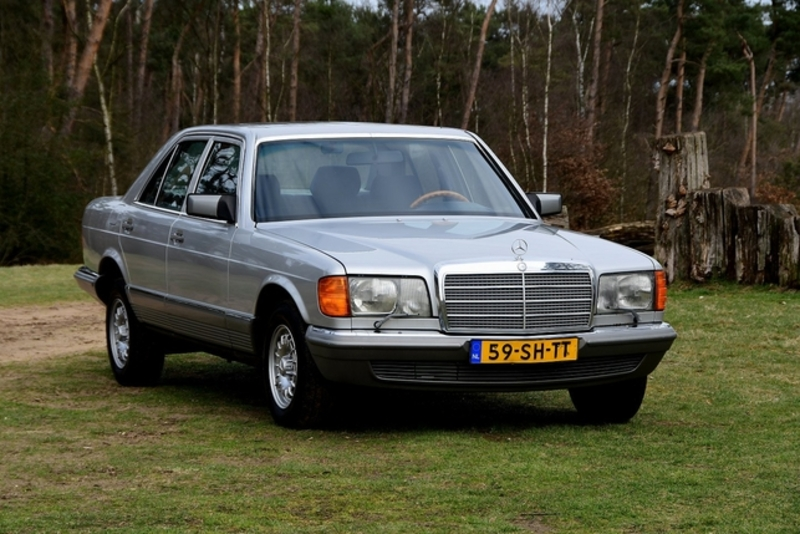 1981 mercedes benz 280 s se l w126 is listed sold on classicdigest in herkenbosch by stuurman. Black Bedroom Furniture Sets. Home Design Ideas