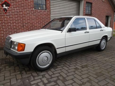 Mercedes-Benz 190 w201 1985