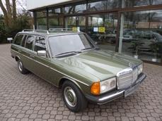 Mercedes-Benz 240 w123 1983