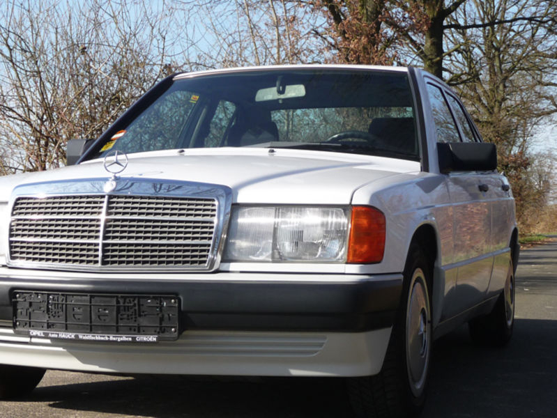 1990 Mercedes Benz 190 W201 Is Listed For Sale On ClassicDigest In