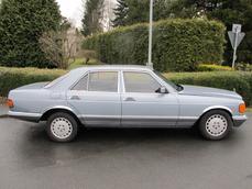Mercedes-Benz 280 S/SE/L w126 1984
