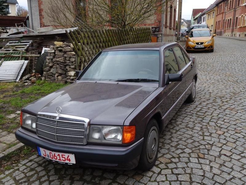 1991 mercedes benz 190 w201 is listed for sale on. Black Bedroom Furniture Sets. Home Design Ideas