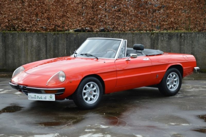 Alfa Romeo Spider Is Listed For Sale On ClassicDigest In - Alfa romeo spider 1974 for sale