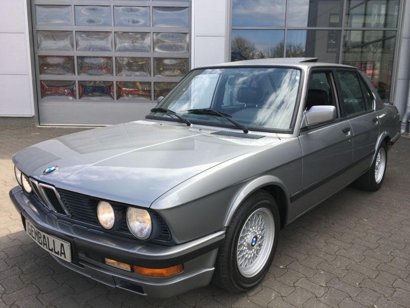 1987 Bmw 535 Is Listed Zu Verkaufen On Classicdigest In Hansestrasse 49ade 38112 Braunschweig By Klaus Gemballa Automobile For 14500 Classicdigest Com