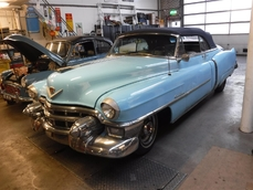 Cadillac Other 1953
