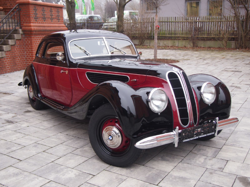 1945 Bmw 327 Is Listed For Sale On Classicdigest In