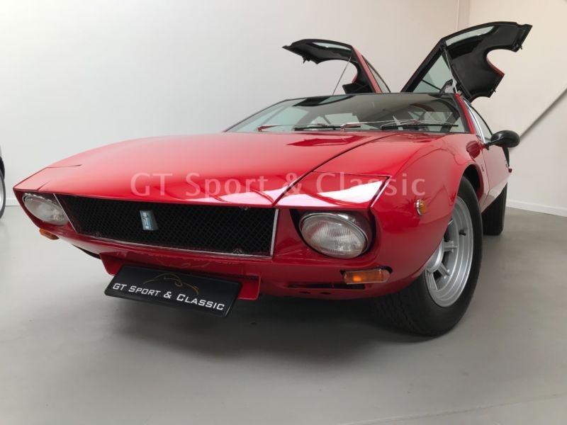 De Tomaso Mangusta >> 1970 De Tomaso Mangusta Is Listed For Sale On Classicdigest In Berghoffstrasse 28de 49090 Osnabruck By Gt Sport Classic E K For 345000