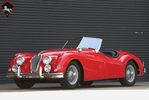 1957 Jaguar XK140 is listed Sold on ClassicDigest in ...