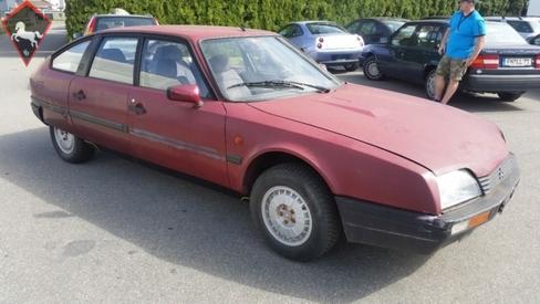 Citroen CX 1987