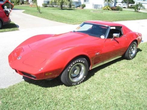 Corvette C3 1973