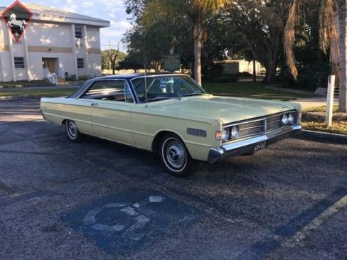 Ford Mercury 1966