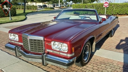 Pontiac Grand Ville 1974