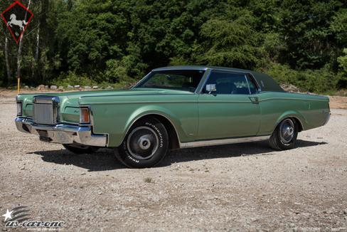 Lincoln Continental 1971
