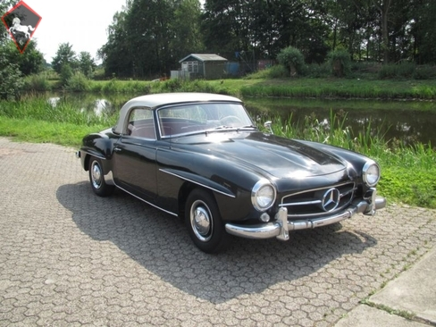 Mercedes-Benz 190SL 1960