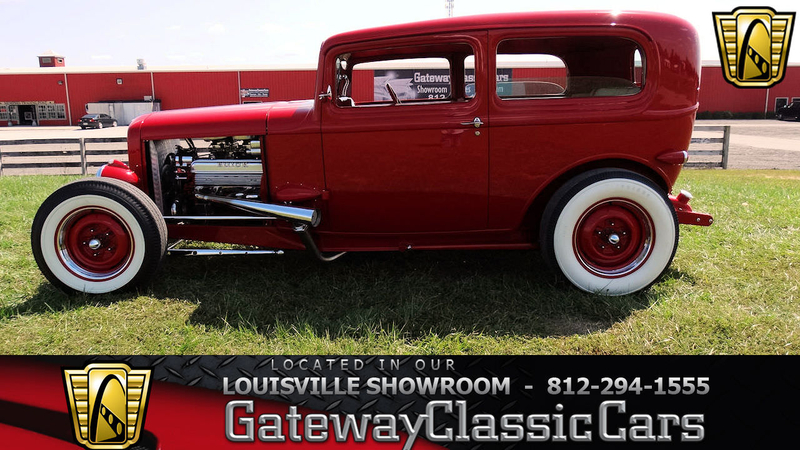 1932 Ford Sedan is listed Sold on ClassicDigest in Memphis