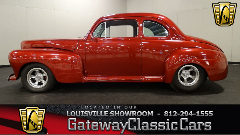 1946 Mercury Coupe is listed Sold on ClassicDigest in