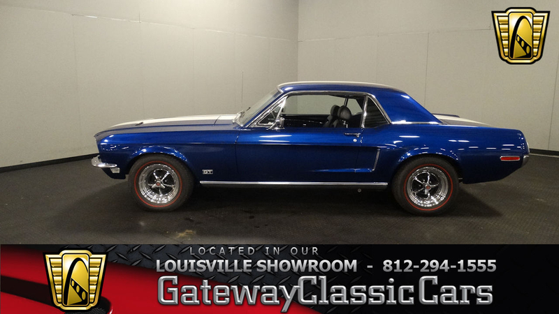 1967 Ford Mustang is listed Sold on ClassicDigest in Memphis by