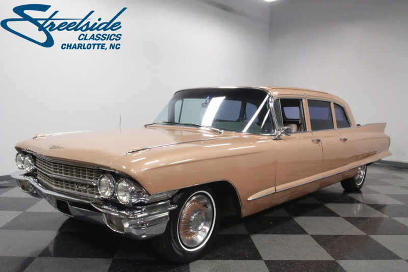 Cadillac Fleetwood For Sale >> 1962 Cadillac Fleetwood Is Listed For Sale On Classicdigest In Charlotte North Carolina By Streetside Classics Charlotte For 29995