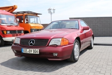 Mercedes-Benz 300SL r129 1993