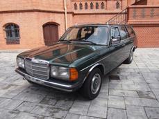 Mercedes-Benz 240 w123 1985