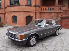 Mercedes-Benz 420SL w107 1986