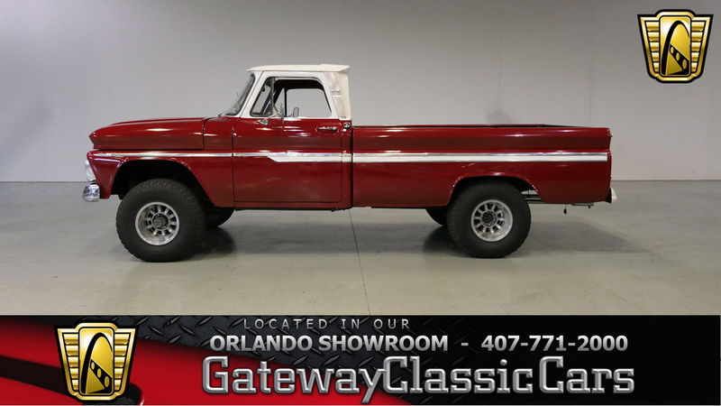 1964 Chevrolet K10 Is Listed Zu Verkaufen On Classicdigest In Lake